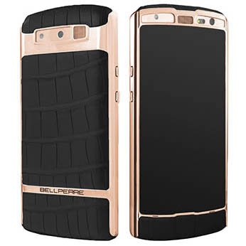 Bellperre Touch Rose Gold